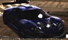 Tuned R205 GT