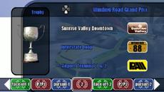 Championship stage 05 - Winding Road Grand Prix - B2 menu