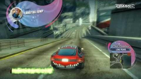 Halloween Party Special CRASH TV 11 BURNOUT PARADISE