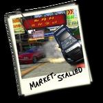 Market-Stalled