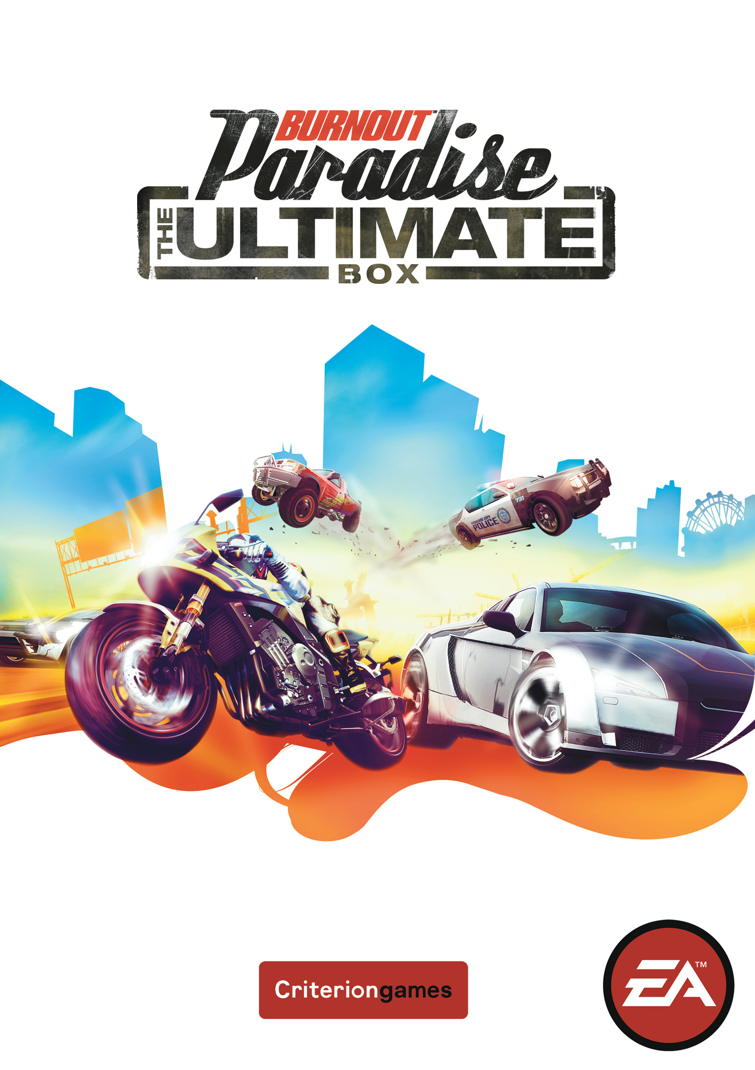 The Ultimate Guide To Paint Brush Types: Burnout Paradise: The Ultimate Box