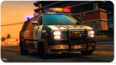 PCPD Inferno Van
