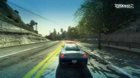 Burnout Paradise - Cop Cars --- CRASH TV 30 --- Cops and Robbers