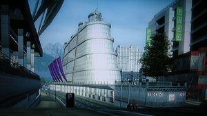 Urban ocean liner