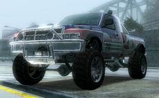 Hunter Takedown Dirt Racer