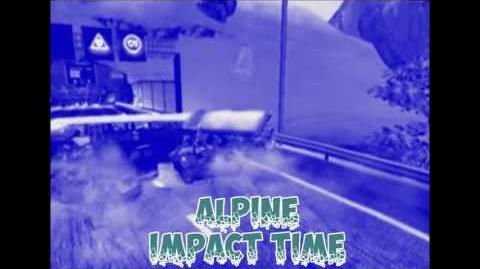 Alpine, crash 2 (Impact time) - Burnout 3- takedown