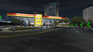 Airport Terminal 1 & 2 - Gas Station