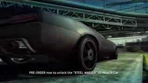 Burnout Paradise -- Steel Wheels