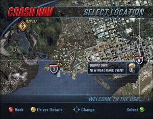 B3 Crash Nav