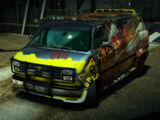 Carson Inferno BRT Van
