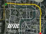 WTR Burning Route