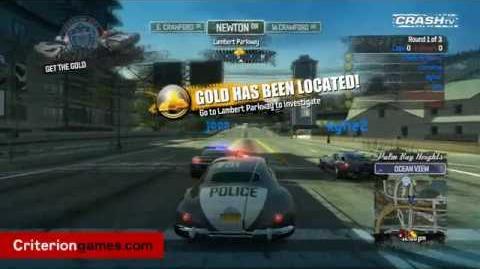 Burnout Paradise Cops and Robbers Detail - CRASH TV 32