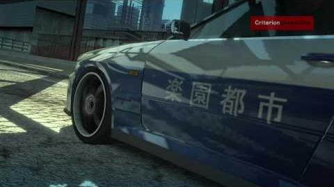 Burnout Paradise Cops and Robbers Teaser Trailer HD