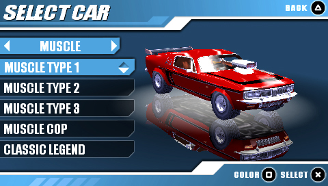Muscle Type 1 Burnout Legends Burnout Wiki Fandom Powered By Wikia