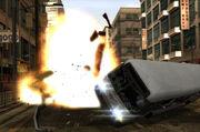 Crashbreaker Explosion