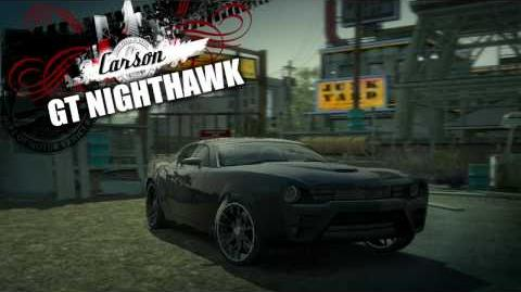 GT Nighthawk - Legendary Cars Burnout Paradise The Ultimate Box Trailer