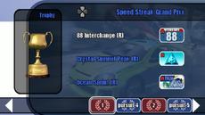 Custom Series Championship stage 01 - Speed Streak Grand Prix - B2 menu