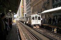 El Train real chicago