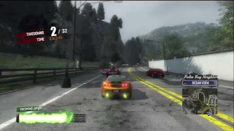 VGTV Burnout Paradise - Toy GT Concept Road Rage