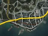 GT Concept Burning Route