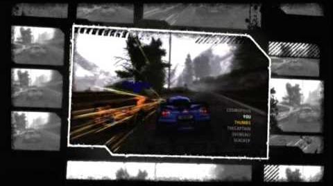 Burnout Revenge - Xbox LIVE Intro (360)