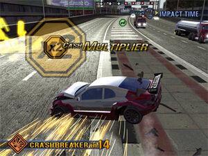 B3 Coupe Crash x2