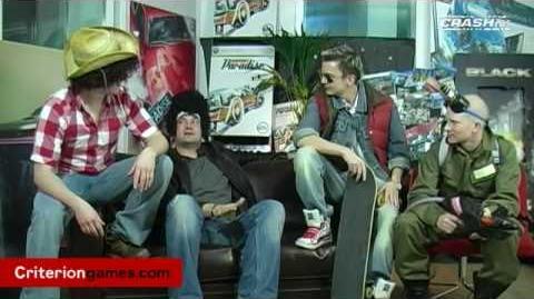 Legendary Cars Detail - CRASH TV 25 Burnout Paradise The Ultimate Box