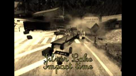 Silver Lake, crash 2 (Impact time) - Burnout 3- takedown