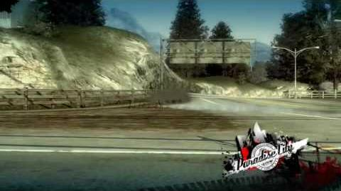 Burnout Paradise - Stunt Run Trailer