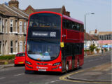 London Buses route 602