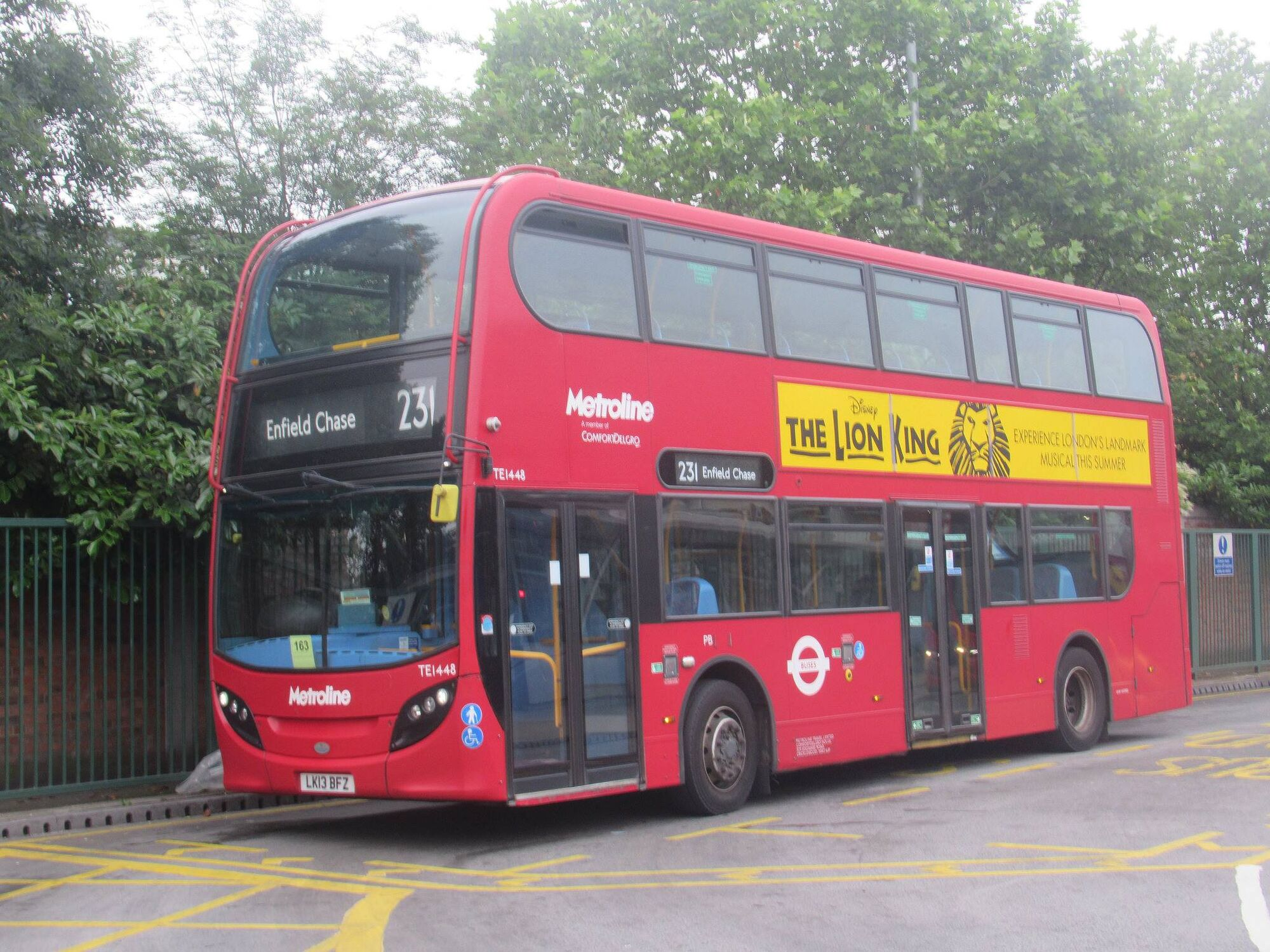 London Buses Route 231 Bus Routes In London Wiki