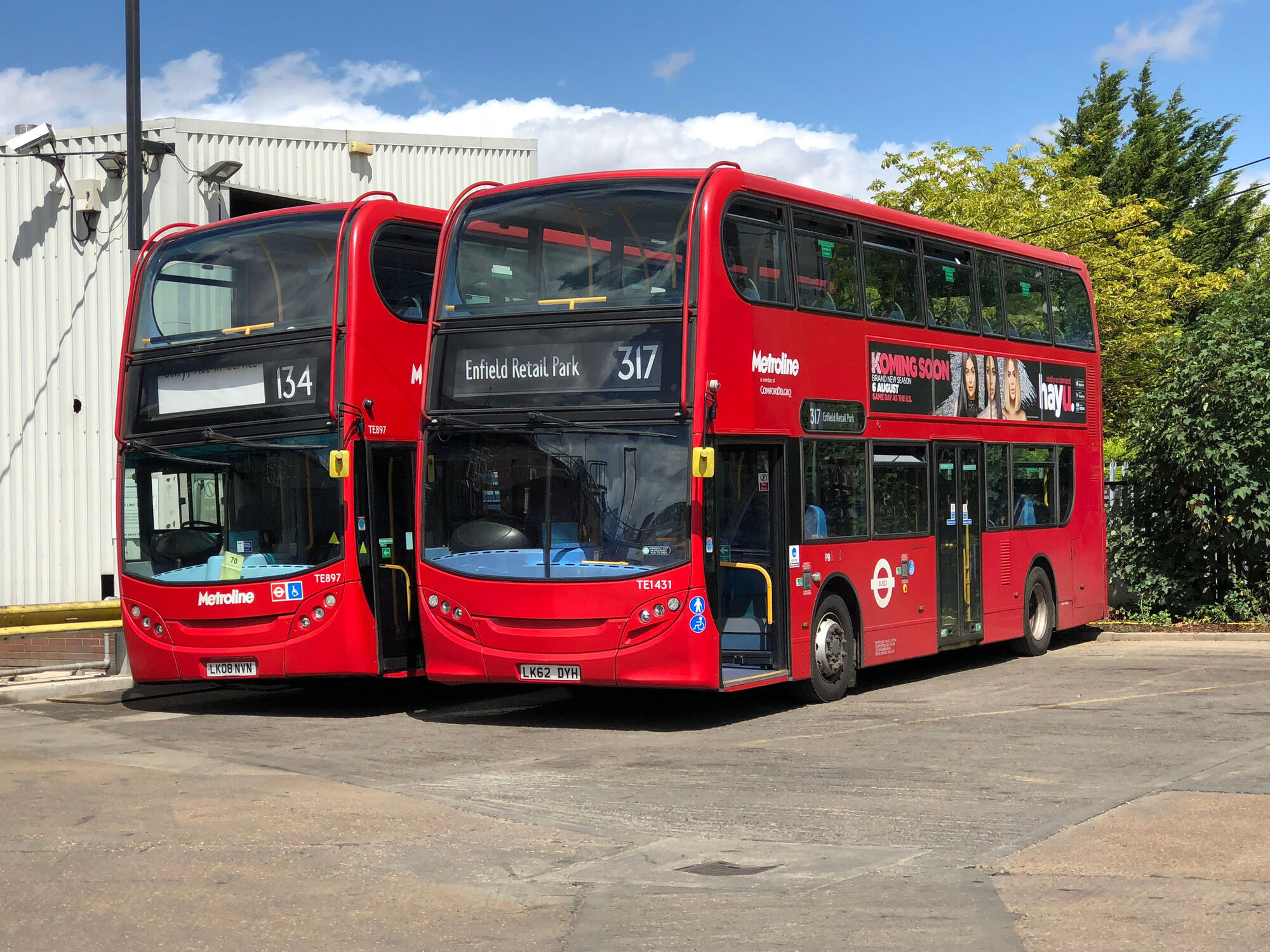 london buses route 317 | bus routes in london wiki | fandom powered