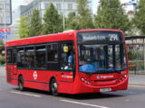 London Buses route 291