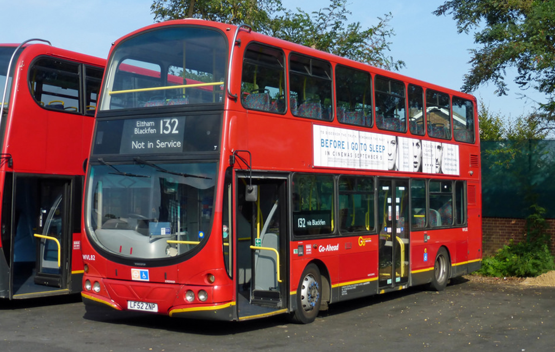 London Buses Route 132 Bus Routes In London Wiki