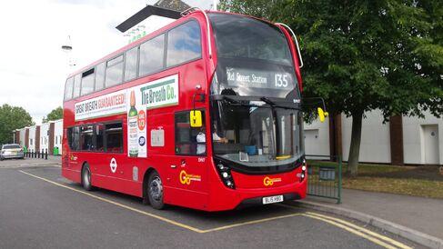 London Bus Route 135