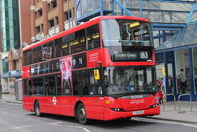 London Buses Route 183 | Bus Routes in London Wiki | FANDOM