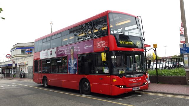 File:London Bus Route H91.jpg