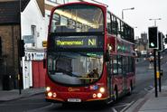 N1 at Plumstead