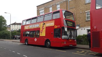 S44 Bus Time >> London Buses Route 44 Bus Routes In London Wiki Fandom Powered