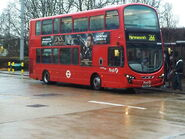 London Buses route 266