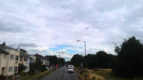 Route 118 HD Full Visual Morden-Brixton