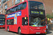 343 at Peckham Rye