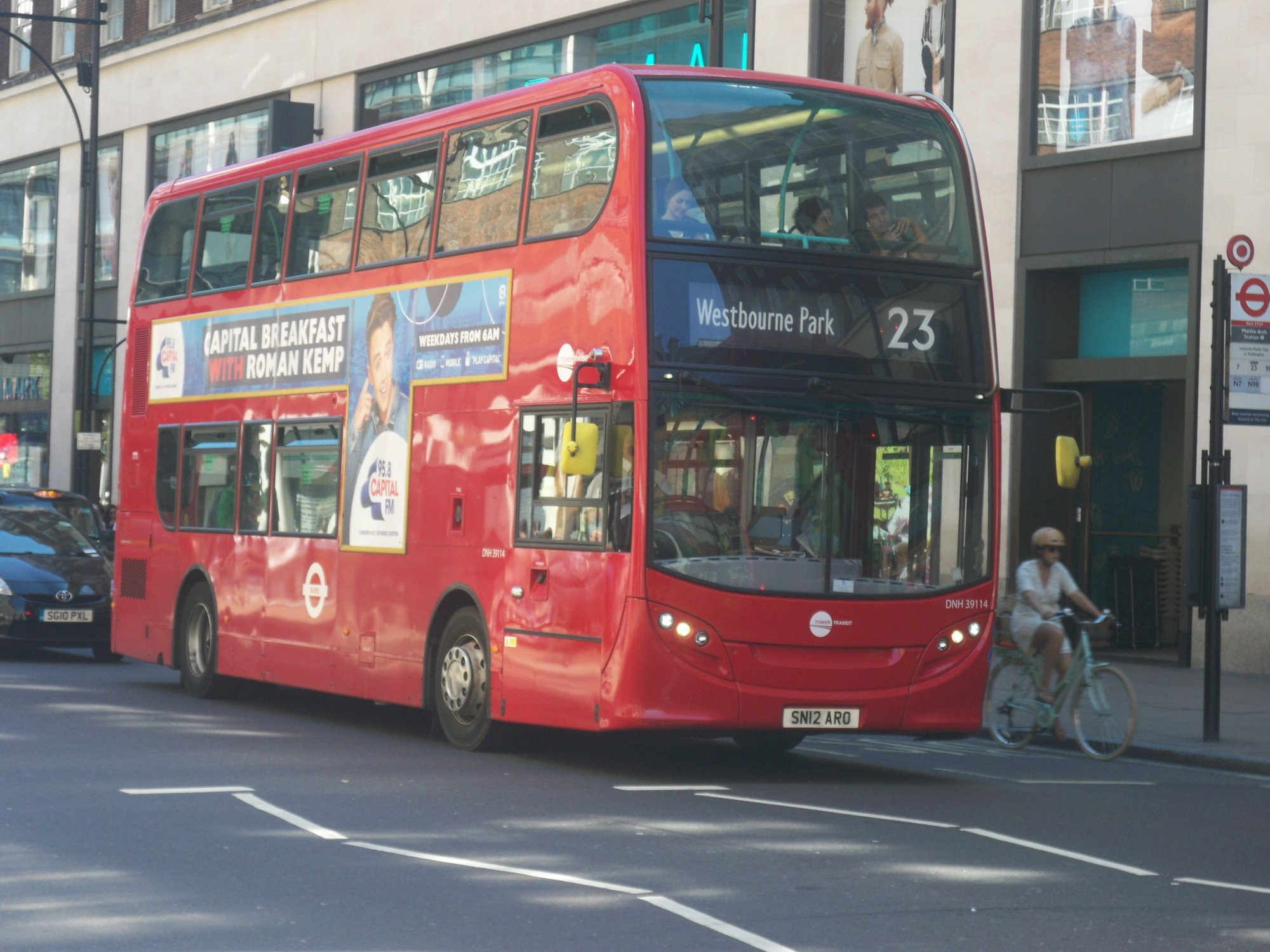London Buses Route 23 Bus Routes In London Wiki Fandom