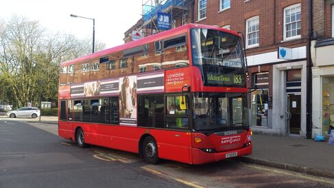 London Bus Route 183