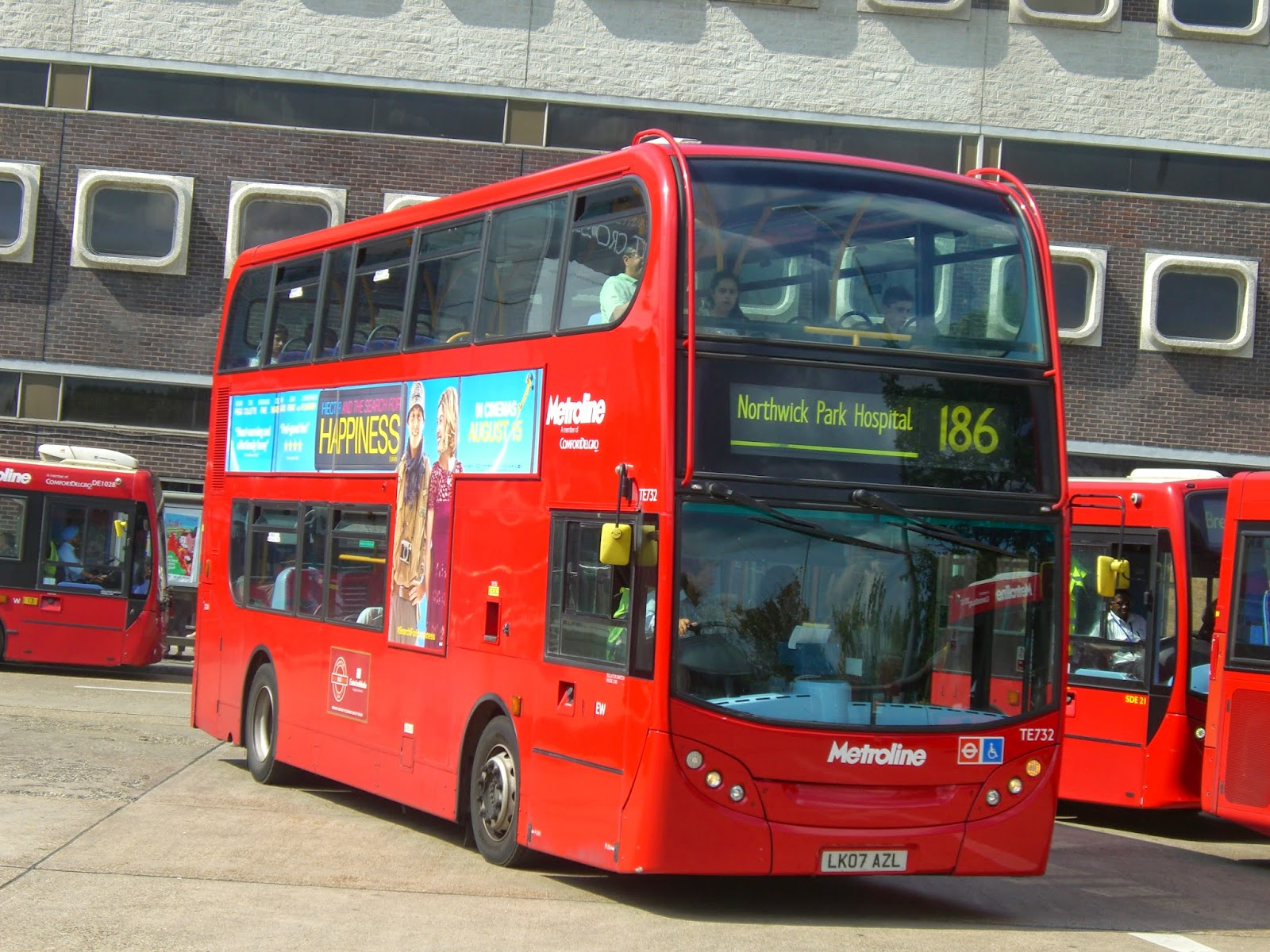 London Buses Route 186 Bus Routes In London Wiki