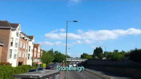 Route 406 HD Full Visual Kingston-Epsom
