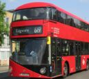 London Buses Route 619