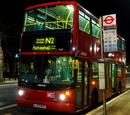 London Buses route N2