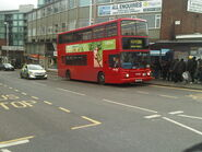 London Buses route 350