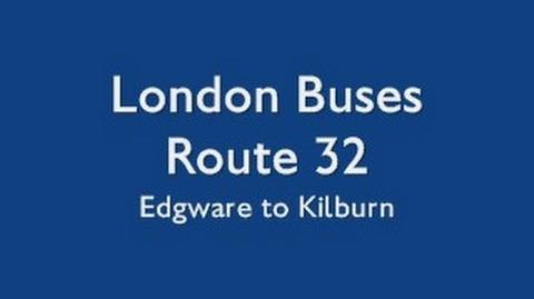London Buses Route 32-0